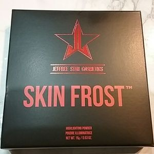 Jeffree Star mystery skin frost highlighter Hallow